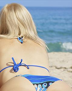 Sex Nackt am Strand