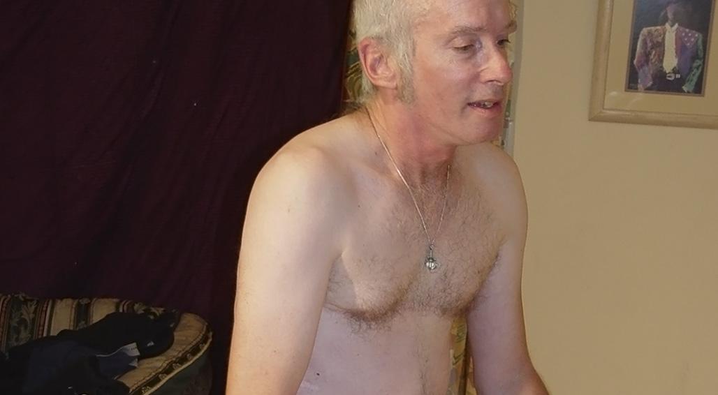 Schwuler alter Mann