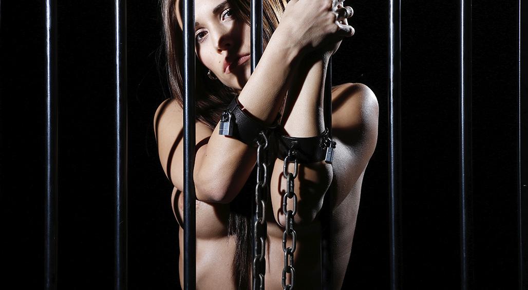 Sexsklavin am Telefon